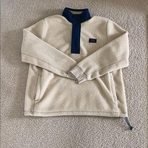 Abercrombie and Fitch fleece